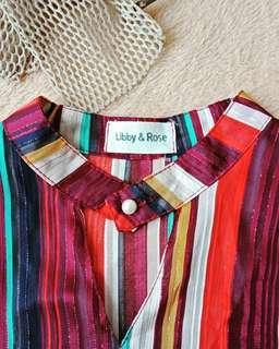 Stripe blouse import