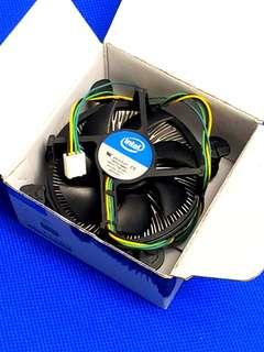 Intel heat sink fan