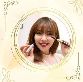 Mascara + Eyeliner 2in1