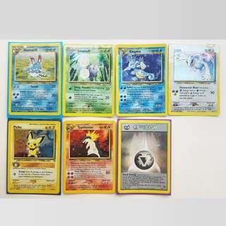 Pokemon Cards Neo Genesis collection 71/111
