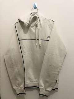 Nike hoodie putih