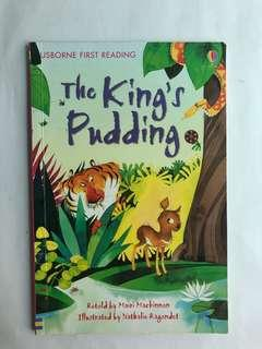 🚚 The King's Pudding