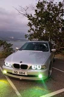 2002年 BMW E39