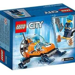 Lego 60190 (Lego city): Arctic Ice Glider; Lego 75884: ford mustang; lego technic and MUCH MORE!