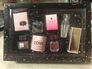 VS 4pcs eau de parfum limited edition set