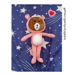 ef95cb863 💕💕Selling: Pink Panther Line Bear Soft Toy/Claw Machine Plush💕💕