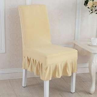 New Skirt Dining Chair Covers