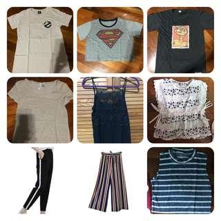 $10 CLEARANCE!! ALL BRAND NEW (FITS S-M SIZES)