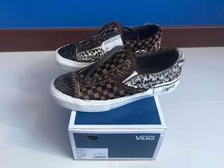 Vans vault Checkerboard Slip On fast deal price