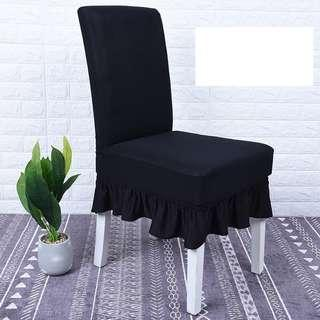Skirt Dining Chair Covers