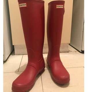 Hunter Women's Original Tall Rainboots