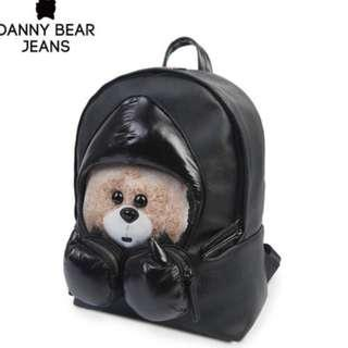 100% Auth Danny Bear Boxing BackPack - Large