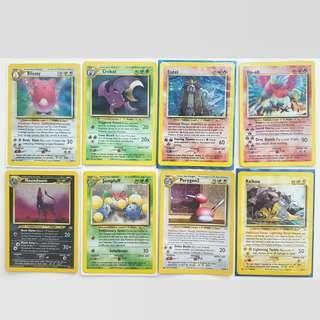 Pokemon Cards Neo Revelation collection 43/64