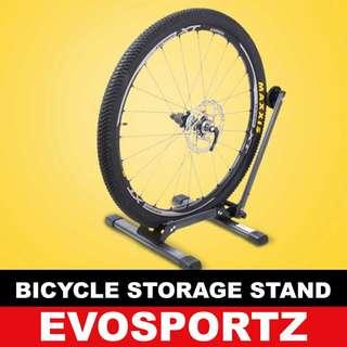 🚚 Bike Storage Stand for Bicycles without Stand