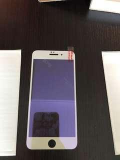 全新 iPhone 7 Plus 鋼化玻璃防藍光保護貼 三張