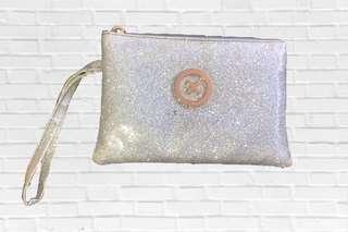 MIMCO GLITTER BAG