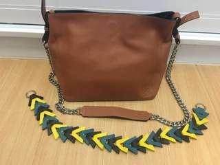 Loewe V Bucket Bag (減價求售,原賣3800)