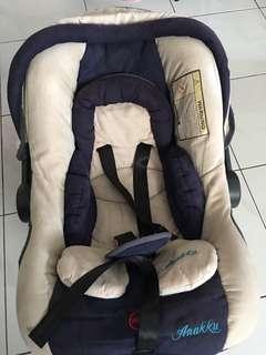 Anakku carrier/baby car seat
