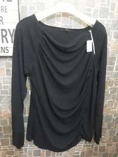 Atasan Vintage size M Bahan Melar up To 60kg