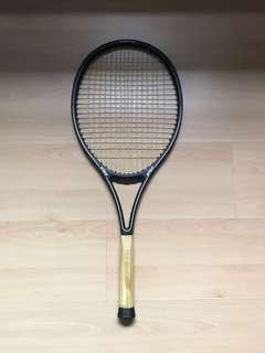 Classic tennis: Prince Graphite Pro 110