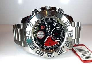 Tudor ~ 帝舵錶 ~ 機械自動 ~ 43mm ~ 計時chronograph GMT ~ 全新香港行貨~ 保養期至2020年3月~ 有片睇。