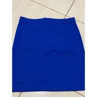 Mini Skirt rok biru