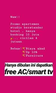 Apartemen srategis Jakarta