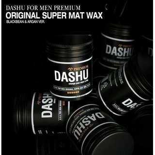 Made In Korea Dashu Men Premium Wax (MATTE)