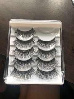 Fake eyelashes included postage FALIES/ FALSE LASHES