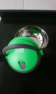🚚 Lunchbox (round green)