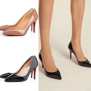 Christian Louboutin Pigalle Nude 8.5