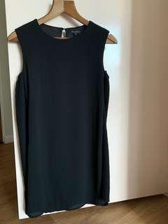 Little black dress basic zalora