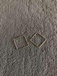 🚚 Geometric Shape Earrings