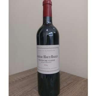 Chateau Haut-Bailly 2004