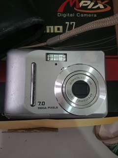 Kamera Digital mpix 7 mp pake btre #paydaymaret