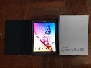 🚚 Samsung galaxy tab s2 (Gold) (WiFi only) tablet mobile phone iPad