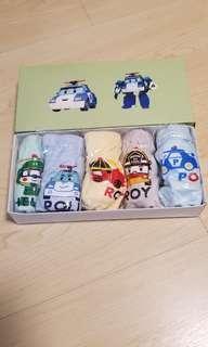 童裝內褲(一盒5條)
