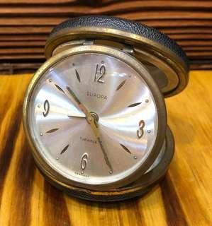 上鏈旅行鐘 座枱鐘  鬧鐘 德國制