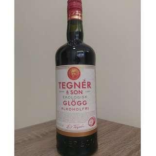 Mulled wine - Tegner & Son Glogg Alkoholfri 0.5%ABV