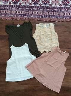 $6 clearance tops