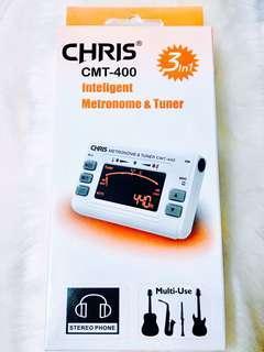 🚚 練琴必買全新 Chris節拍調音器3in1