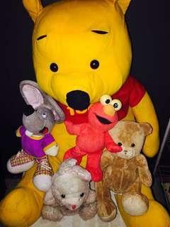 Pooh n friends
