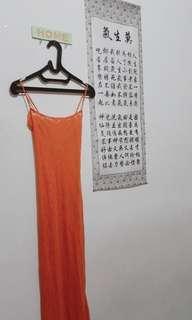 Yellow Long Dress #paydaymaret