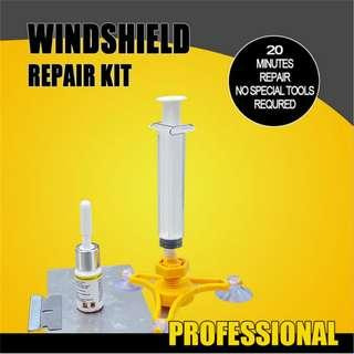 Car Windshield Repair Tools Do It Yourself set Car Tool Kits Easy and Quick Car Fix