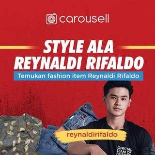 Style Ala Reynaldi Rifaldo