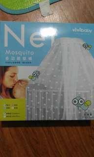 🚚 嬰兒床蚊帳含運