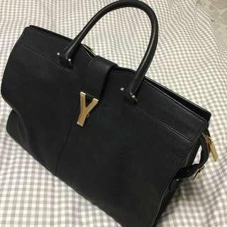 YSL Cabas Tote Large (Pre-Owned)/Designer Luxury