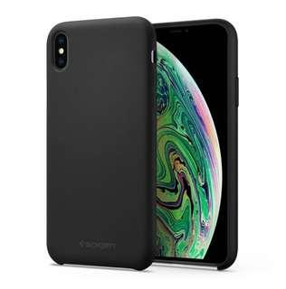 Spigen Silicone Fit for Apple XS Max