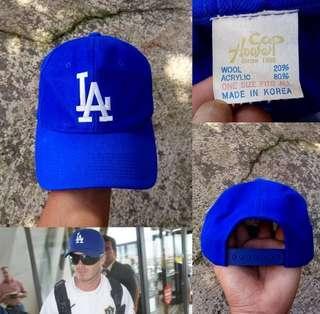 Topi Snapback La Dodgers vintage