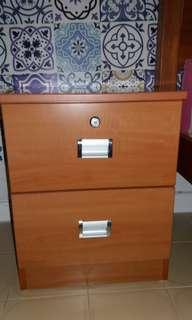 Side Drawers With Locks
